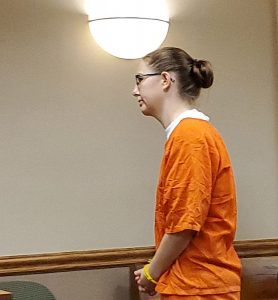 Jourdan released on bond,  District Court arraignment set