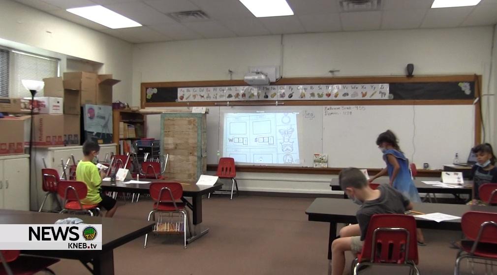 Students & Teachers Back in Classroom For Scottsbluff Summer School Program