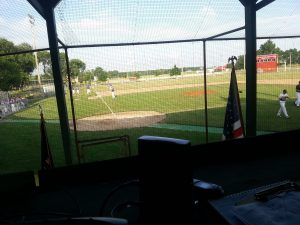 (AUDIO) Tekamah-Herman Seniors down Hooper-Scribner in Legion Baseball Action on the Bull