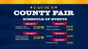 WATCH LIVE: 2020 Dawson County Fair | Companion & Small Animal Show