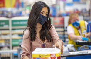 Walmart and Sam's Club Require Shoppers to Wear Face Coverings