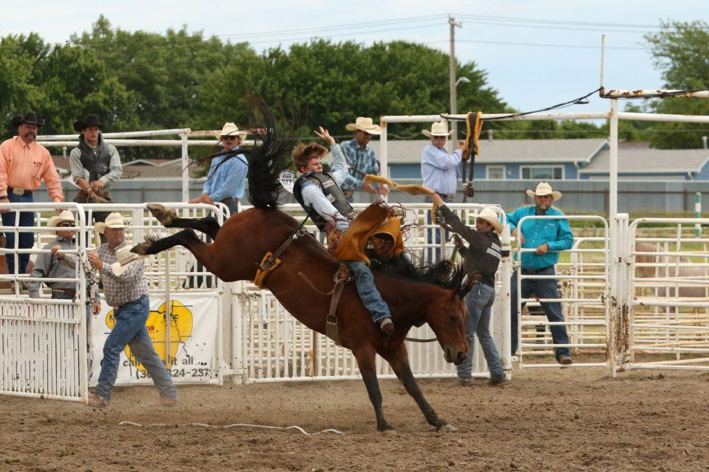 Recent Nebraska High School Graduates Try Their Hand at Pro Rodeo in North Platte