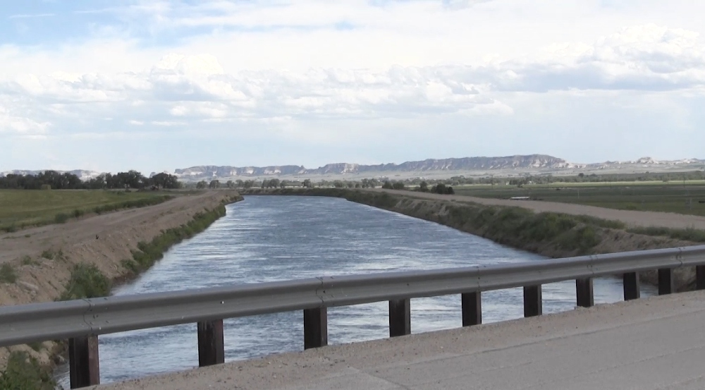 Irrigation supply expected to be good through summer