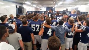 Concordia Football and The Doxology