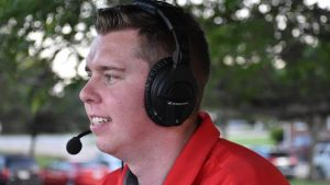 Jones tabbed to fill play-by-play role for Concordia football, basketball