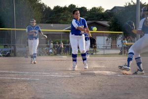 Seward takes down Lakeview on the Diamond