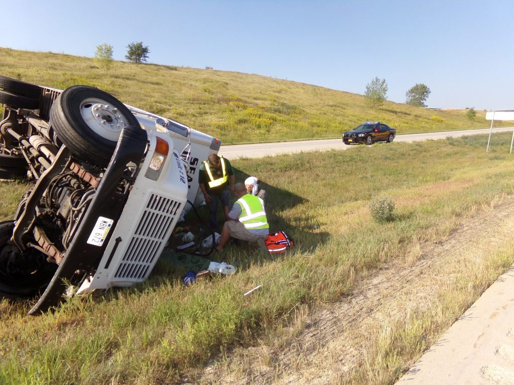 Omaha man hurt in Highway 275 Accident in Stanton County