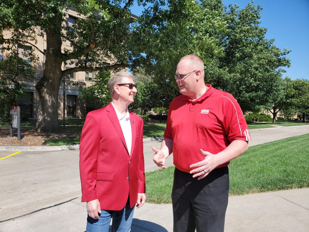 "(Video) ""Chat with the Chancellor"" with NU-System President, Ted Carter – August 13, 2020"
