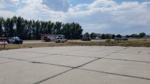 Authorities Respond to Tuesday Afternoon Rollover on Highway 26 in Scottsbluff