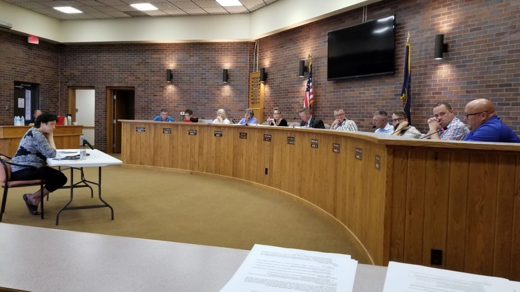Gering Budget Discussion adds Public Safety Levy