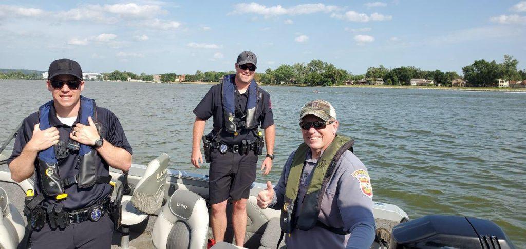 NSP Completes Summer Rec Area Safety Effort