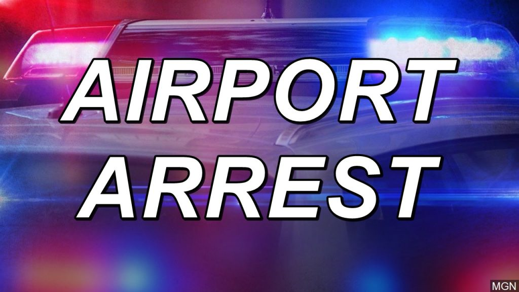 Colorado Man Arrested Following Airport Vandalism