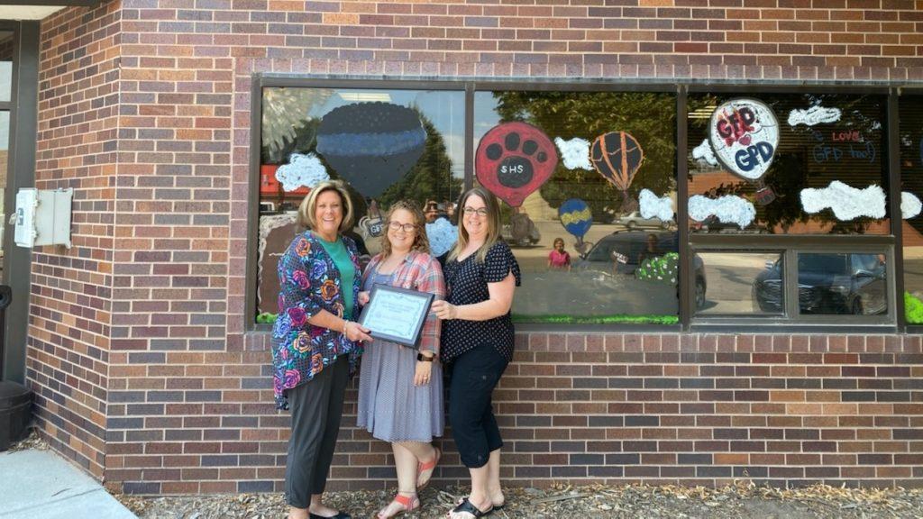 Old West Balloon Fest Showdown 2020 Window Contest Winners Announced