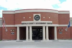 Buffalo County Government Center evacuated