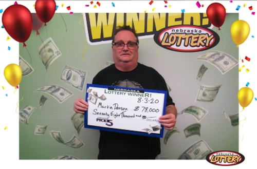 Kearney Man Wins $78,000 Playing Nebraska Pick 5