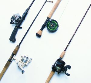 Nebraska Game and Park Beginner Angler's Guide to Rod, Reel and Line