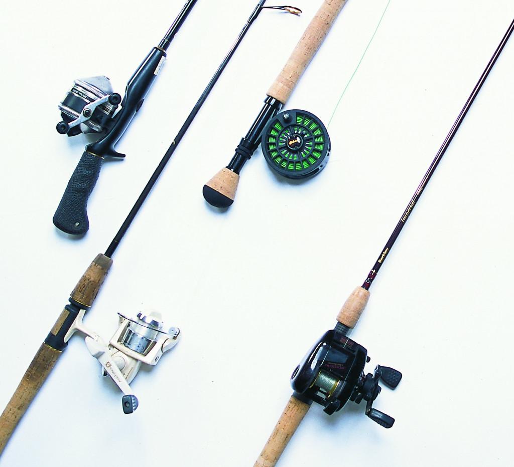 Nebraska Game and Park Beginner Angler's Guide to Rod, Reel and Line