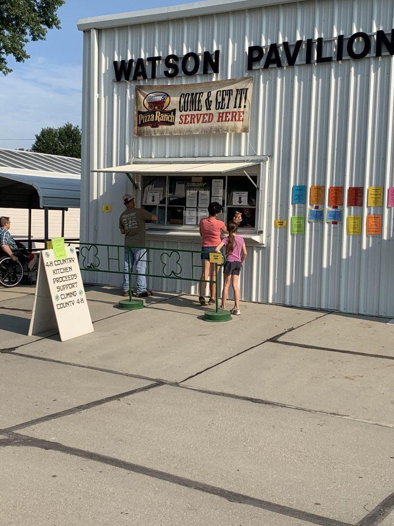 Cuming County Fair Underway