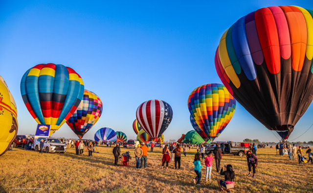 Modified Balloon Fest, National Qualifier Events a Big Success
