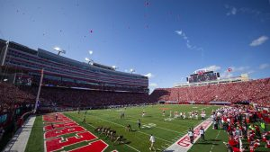 Huskers 10 game schedule released