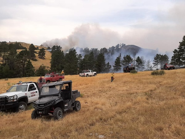 Forest Service urges fire prevention throughout Labor Day Holiday
