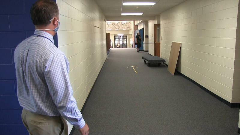 Preparations Finalizing as First Days of School Start, Approach in Panhandle