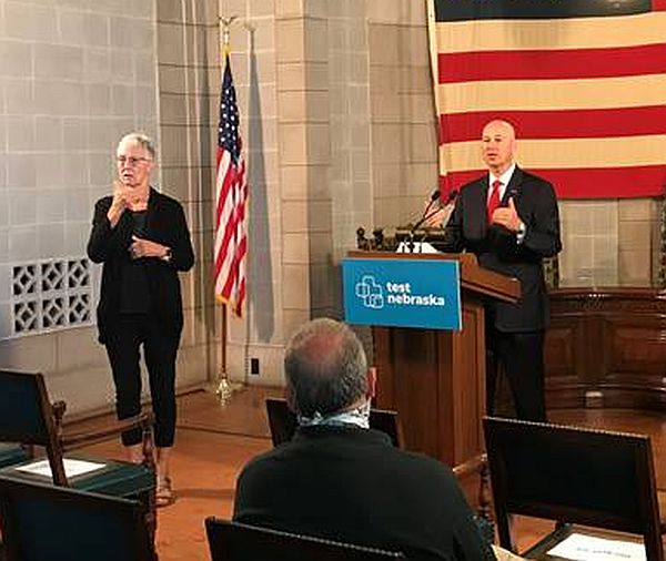 Gov. Ricketts and NDE Commissioner Blomstedt Host Back-to-School Briefing