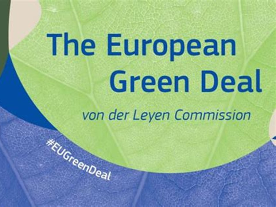 """Perdue says EU """"Green Deal"""" could undermine trade talks with the U.S."""