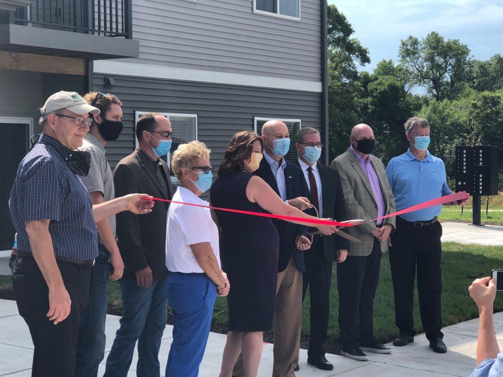 Gov. Ricketts Announces 2020 Nebraska Affordable Housing Trust Fund Recipients, Celebrates Rural Workforce Housing Achievement in York