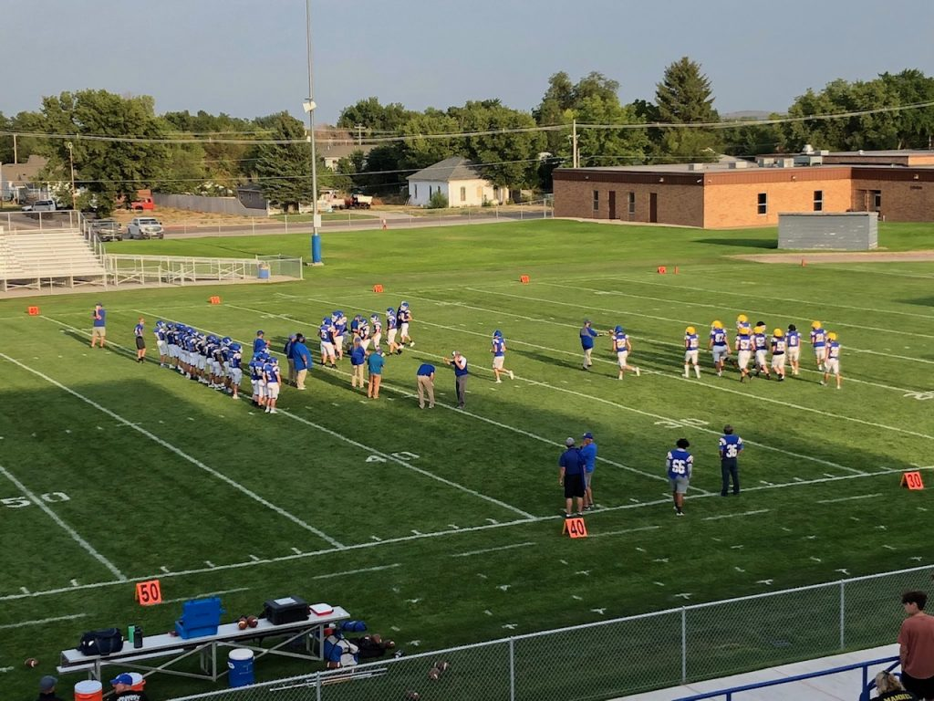 High school football recap: Scottsbluff, Gering drop openers