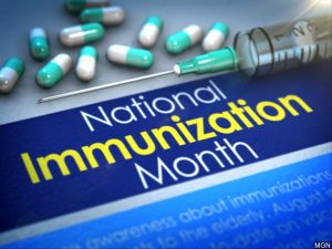 DHHS Urges Catch Up on Child Immunizations and All Nebraskans to get Flu Vaccine Once its Available