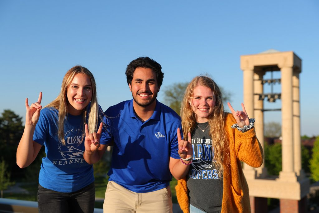 Through New UNK Scholarship, Undergraduate Tuition Becomes Same as In-State for Non-Nebraskans.