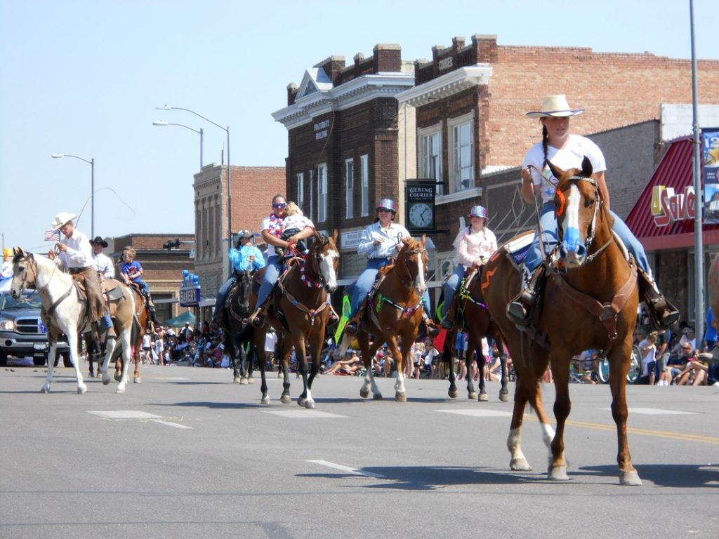 Oregon Trail Days Parade Cancelled