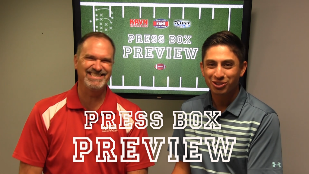 Press Box Preview | Central Nebraska Football Preview | Season 2, Episode 1