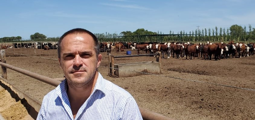 Beef feedlot specialist launches Nebraska program from Argentina during pandemic