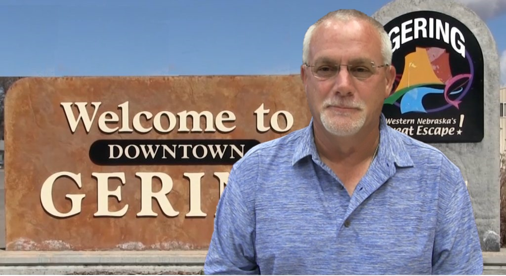 Pat Heath Selected as New Gering City Administrator