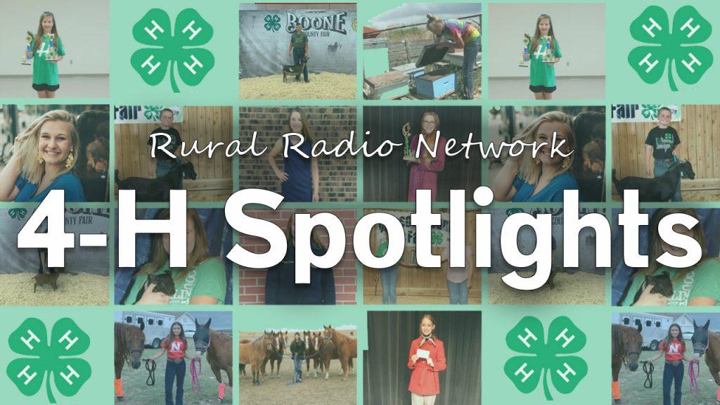 (AUDIO) Nebraska 4-H members share experiences, future plans