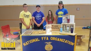 (AUDIO) Ravenna FFA members create business, learn about entrepreneurship