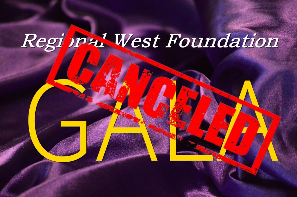 Regional West Foundation Gala Canceled