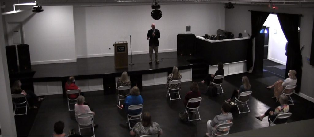 Ricketts In Scottsbluff To Thank Healthcare Workers