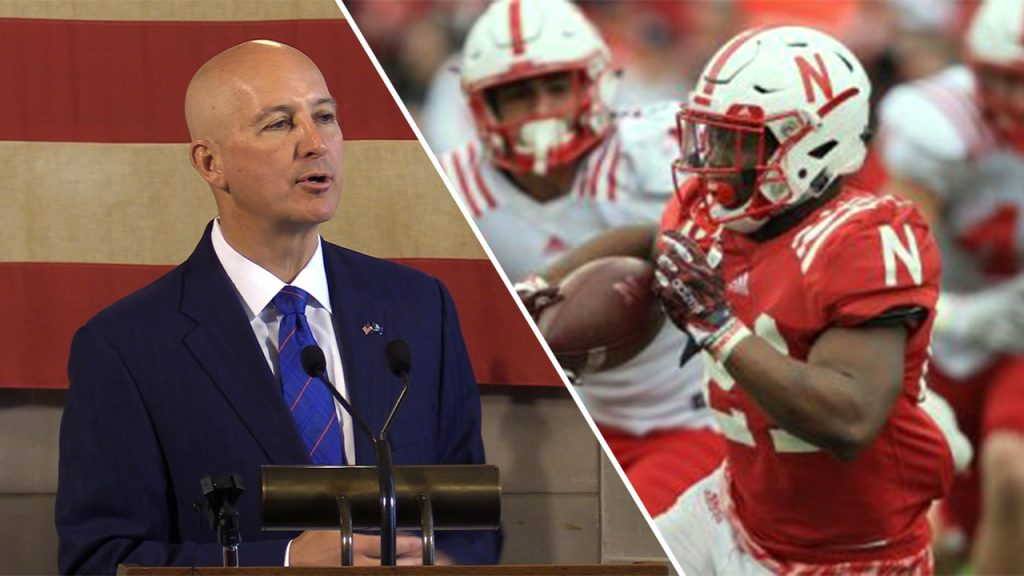 (VIDEO) Ricketts says Big Ten 'made a mistake' on fall sports decision