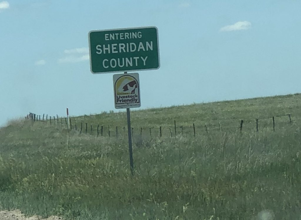 Sheridan County Jail Responds to Presumed COVID-19 Positive Case