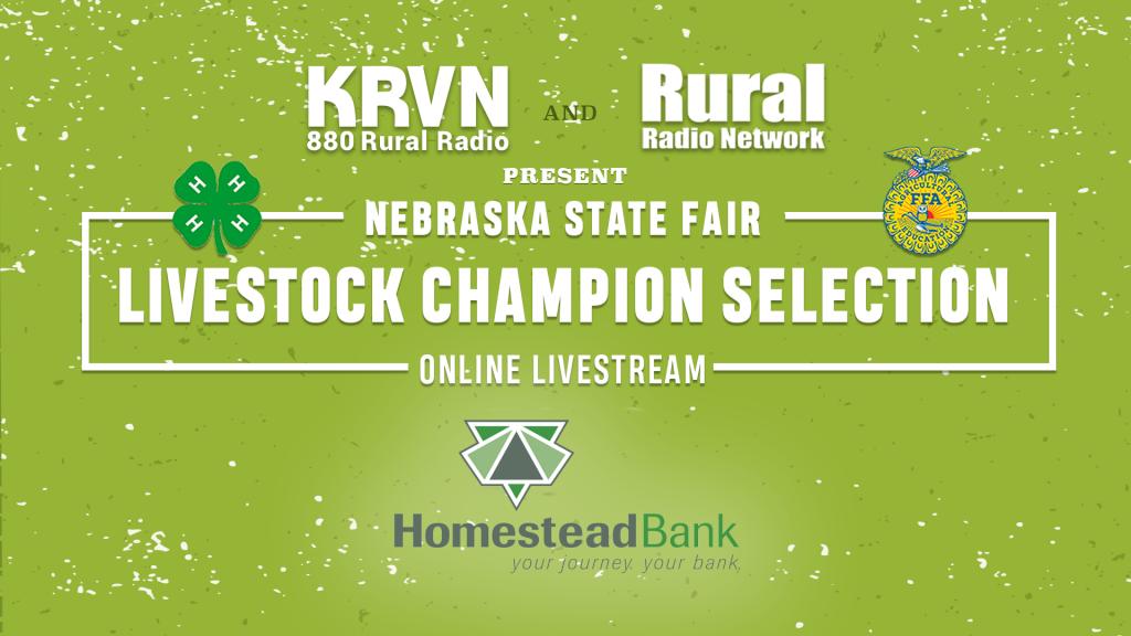 LIVE | FFA Weekend | Sunday | 2020 Nebraska State Fair