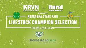 LIVE | FFA Weekend | Sunday | 2020 Nebraska State Fair