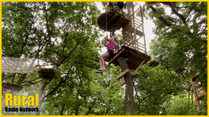 (VIDEO) Experience new ziplining, free-falling activities for all ages at Mahoney State Park