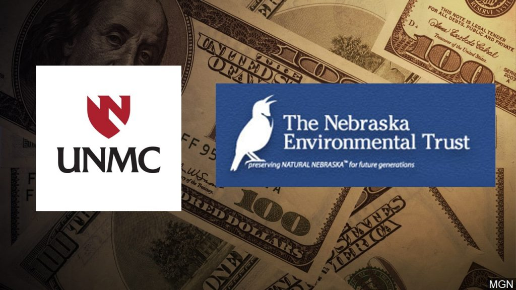 UNMC Receives Grant from Nebraska Environmental Trust