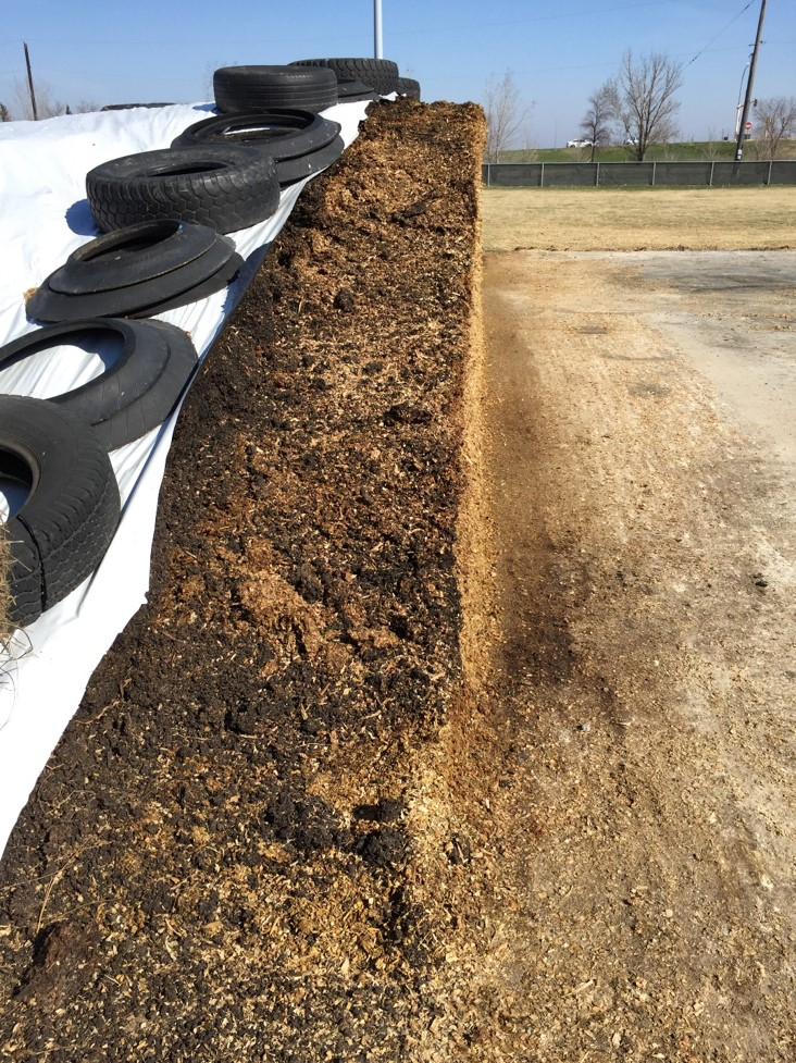 Storage and Protection of Corn Silage