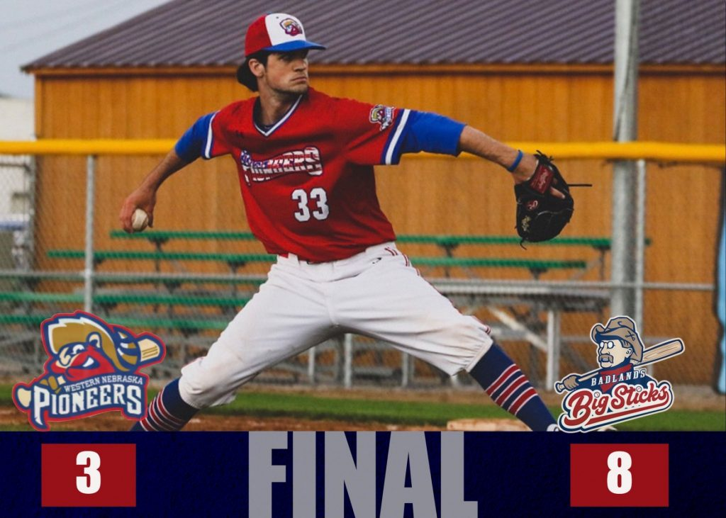 Pioneers drop another road game against Badlands