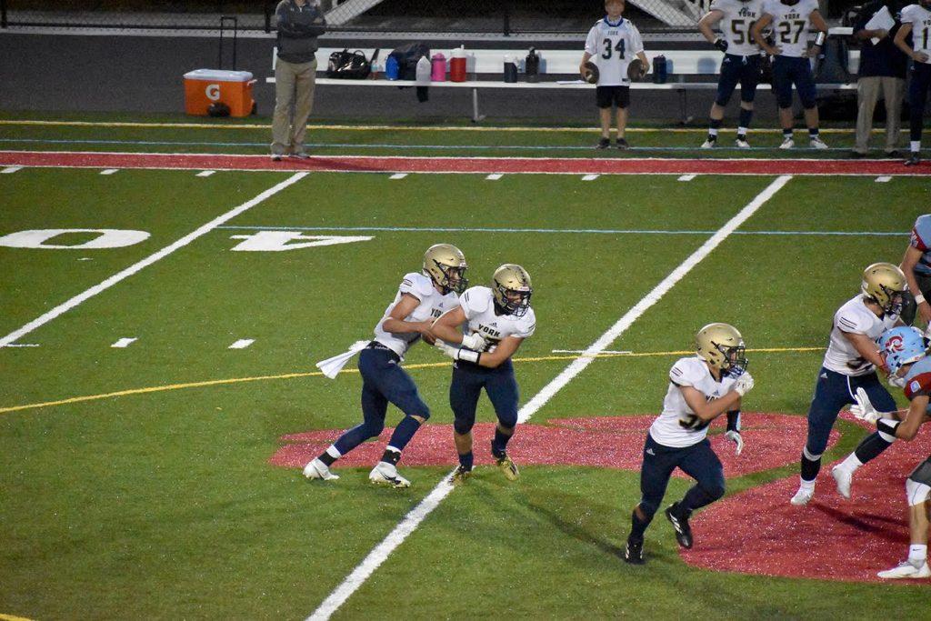 Rams take down Dukes on Homecoming