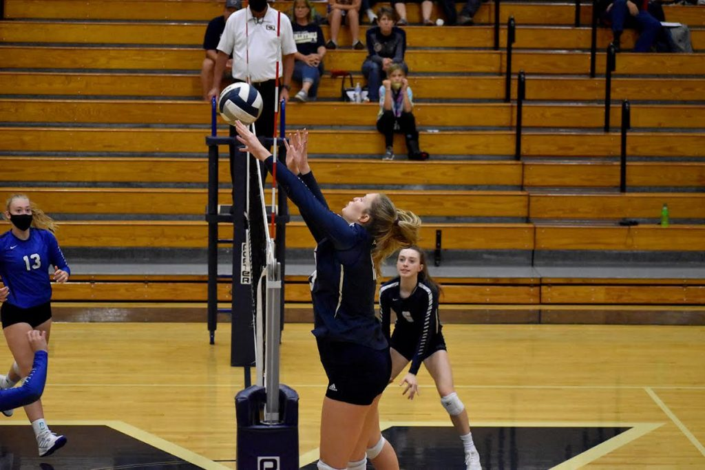 York Duke Volleyball team improves to 11-5